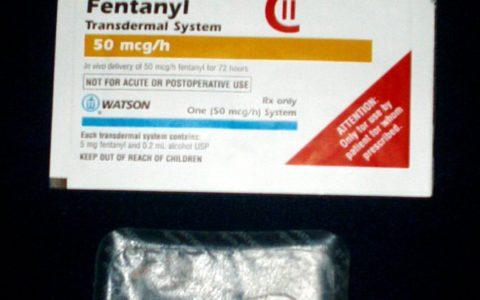 Fentanyl – właściwości i zastosowanie