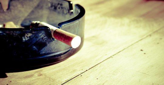 Rak płuca wywołany nie tylko przez papierosa